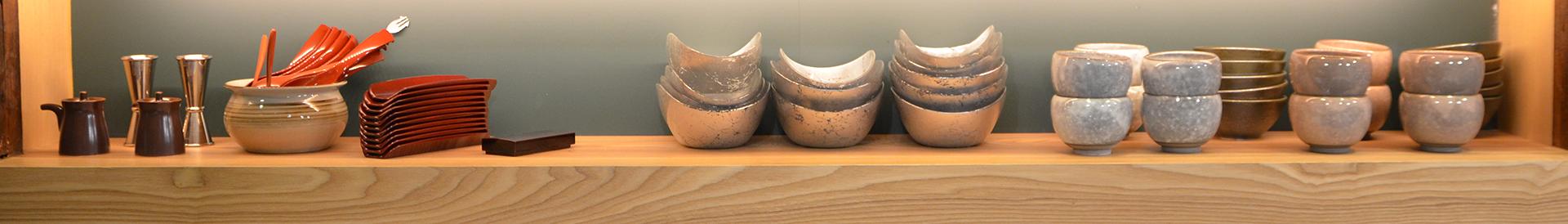 川崎匠乃串 食器